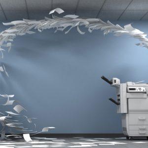 My Photocopier is magic!